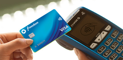 Tap & Pay 3 Times with Chase Card, Get 500 Points - Danny the Deal Guru