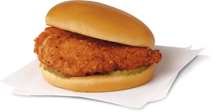 mets free Chick-fil-A