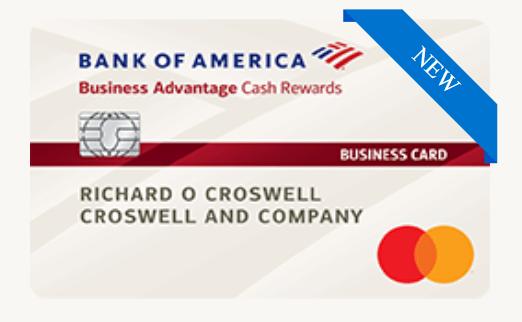 Bank of America Business Cash Bonus