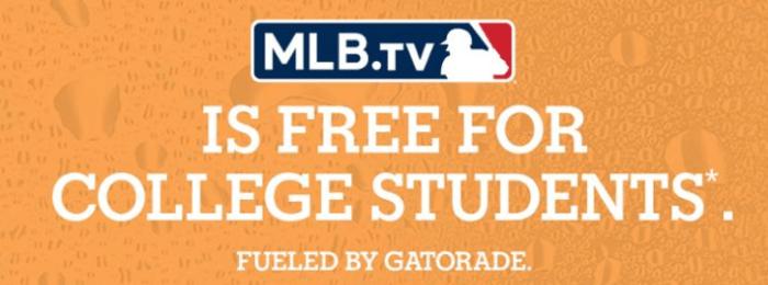 Free MLB.TV