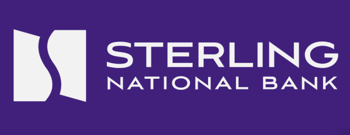 Sterling National Bank Bonus