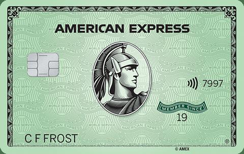 Amex Green Card nll bonus