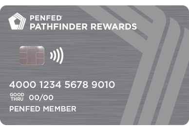 PenFed Pathfinder Amex No Longer Available