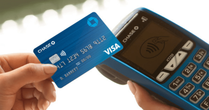 chase tap pay
