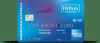 Amex Hilton Card Spending Bonus
