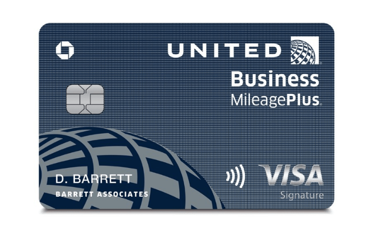 Chase United Business Card, Limited-Time 75,000 Miles Bonus Offer