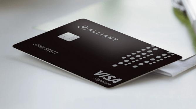 Alliant Visa Signature Card Limits