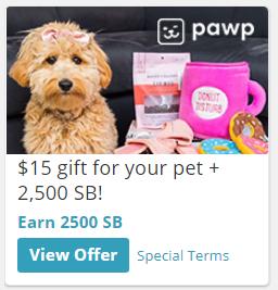 swagbucks pawp offer