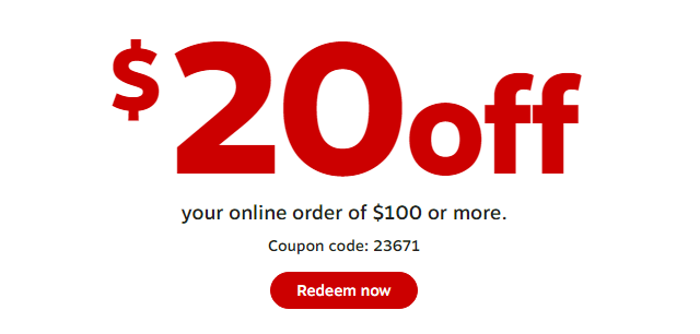 staples coupon 20 off 100