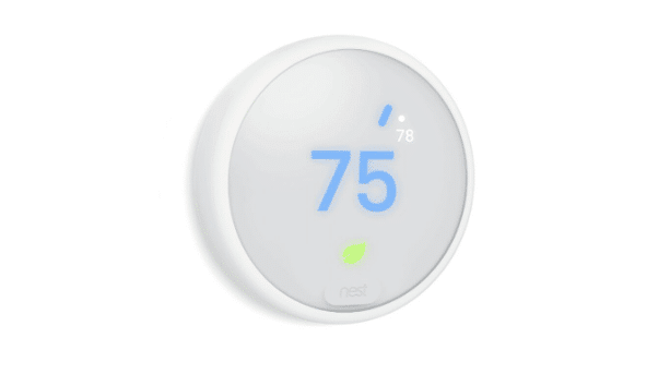 thermostat from utility provider