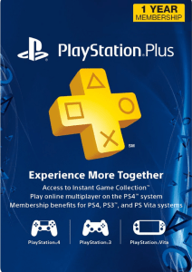 PlayStation Plus offer