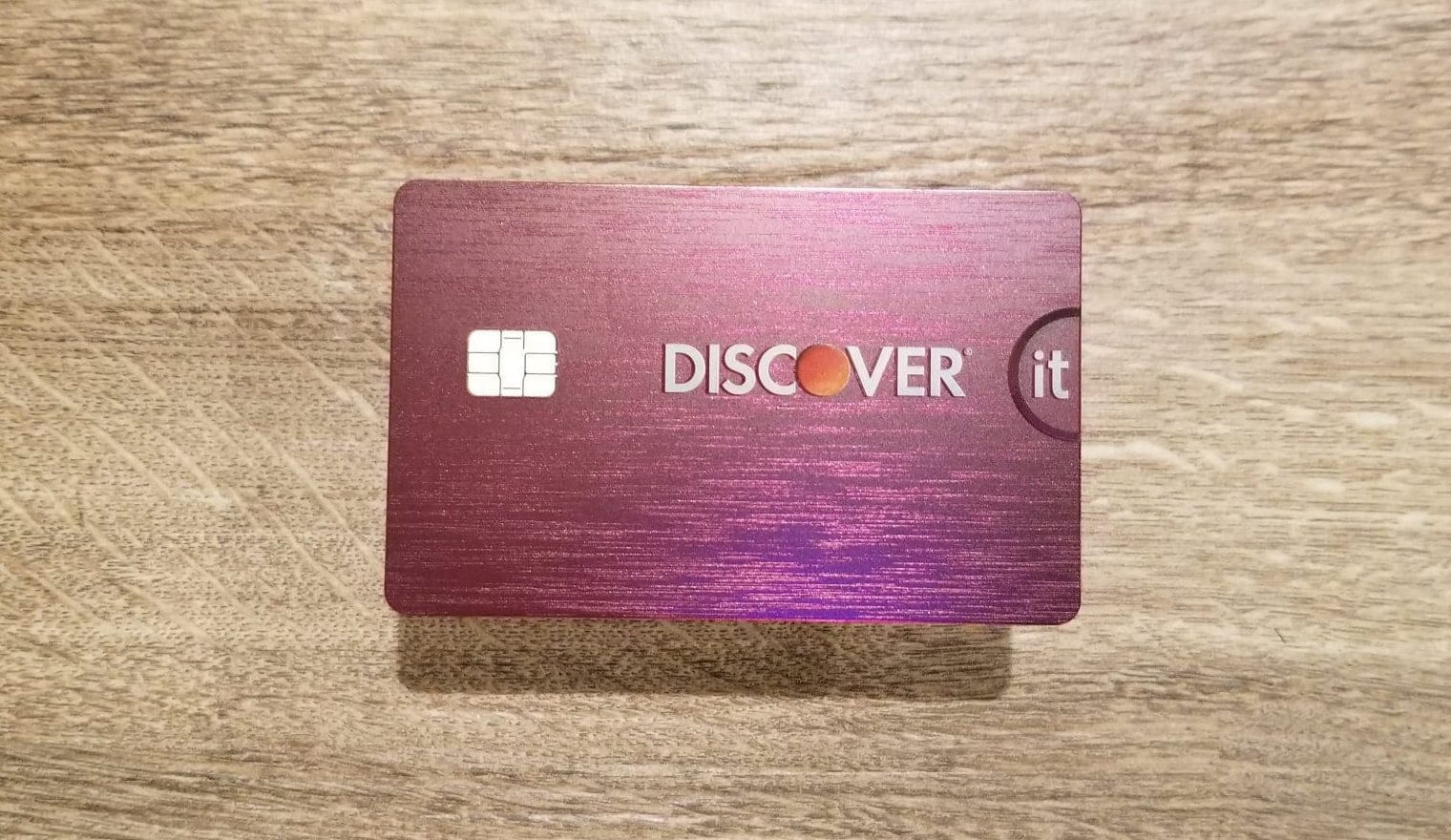 Get $8 Amazon Credit When You Add Discover Card (YMMV) - Danny