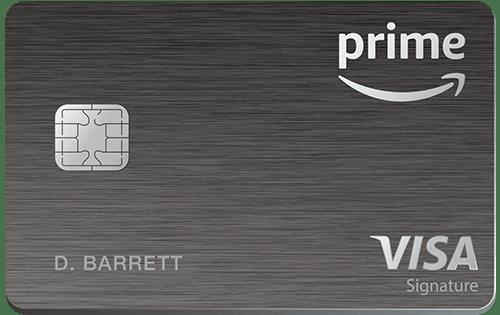 Chase Amazon Prime Rewards Card $150 bonus