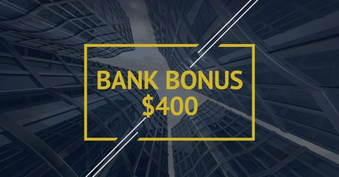 US Bank $400 Bonus