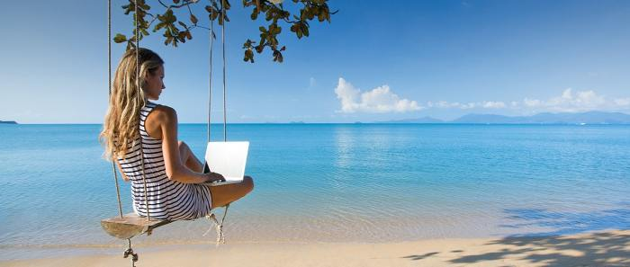 Work Anywhere with Marriott Bonvoy