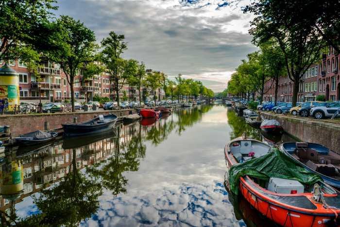 Delta Quarantine Free Amsterdam