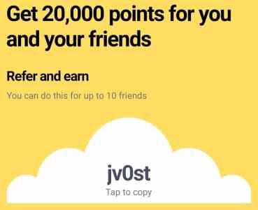 Drop App signup bonus