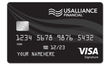 USAlliance Visa Signature Card 3X earning will be lowered to 2X in February