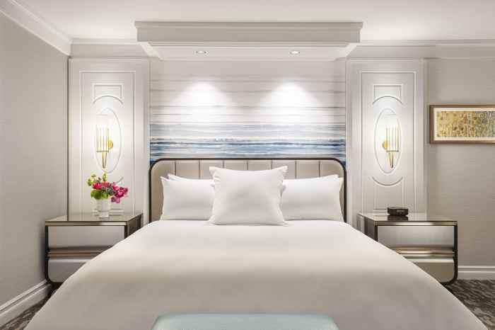 Bellagio new Room Designs