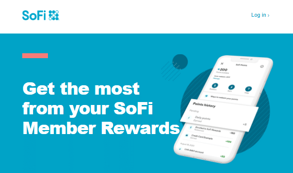 SoFi Member Rewards