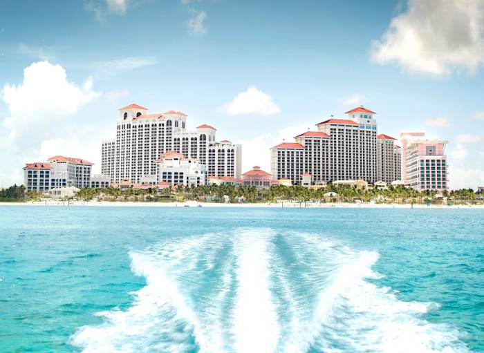 Baha Mar Offers Free Stay and Private Jets