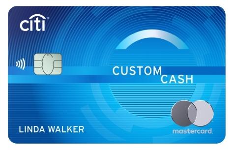 Citi Custom Cash $300 Bonus