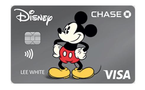 Chase Disney Card bonus