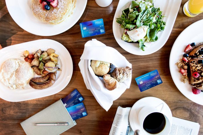 New Amex Hilton Credit Cards Offer