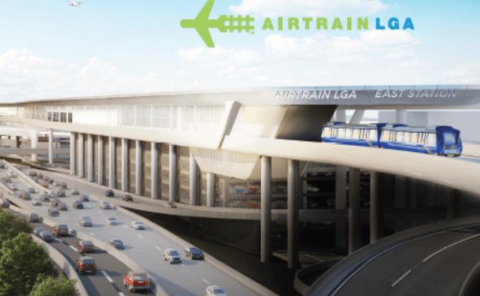 LaGuardia AirTrain