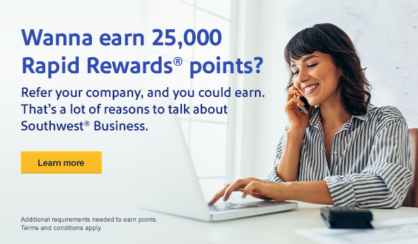 Southwest Business referral