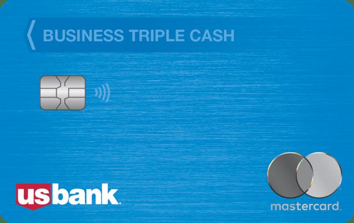 US Bank Business Triple Cash Card Review