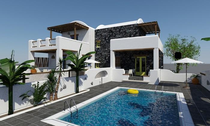Hilton Santorini new hotel