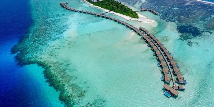 Maldives Beach Villa