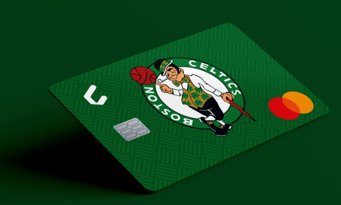 Cardless Boston Celtics Card