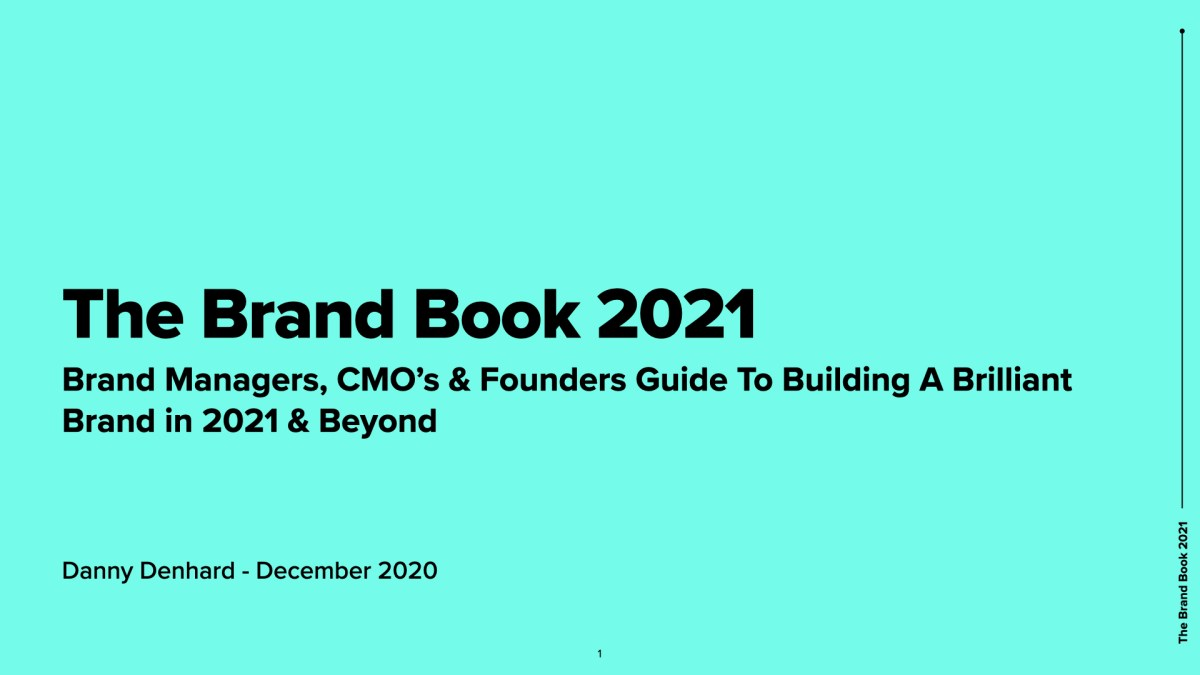 The Brand Book 2021