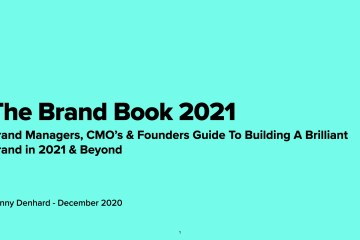 The Brand Book 2021