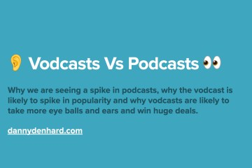vodcasts vs podcasts