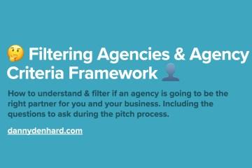 filtering agency & framework