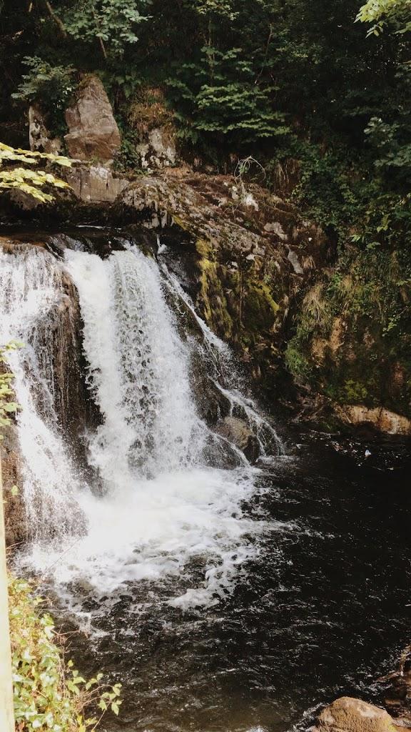 Image of Pecca falls!