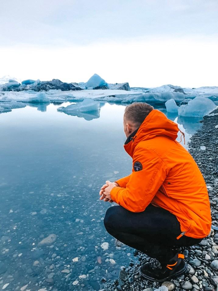 Vatnajokull Glacier Lagoon