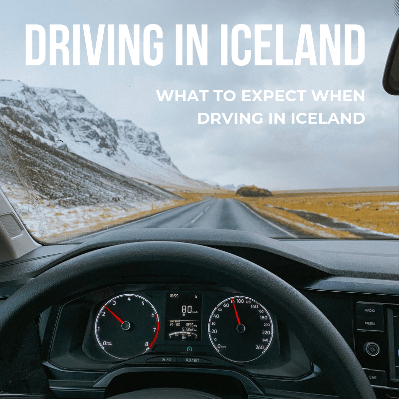 Is it safe to drive in Iceland? driving in iceland pin