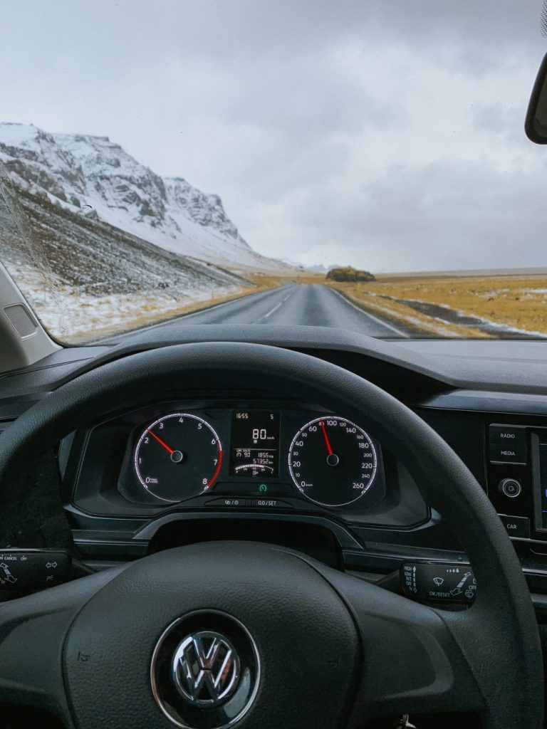 Driving In Iceland after brexit