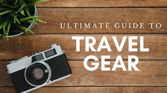 Travel Blogging Gear! My camera & Tech List 2020