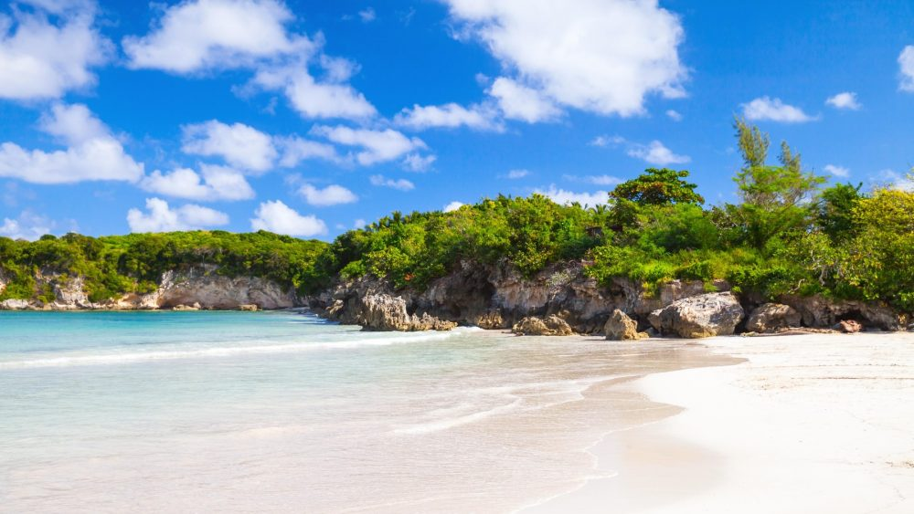 Picture of the beautiful Macao Beach