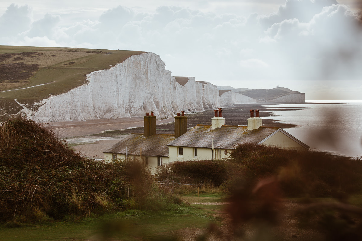 Seven Sisters cliff walk