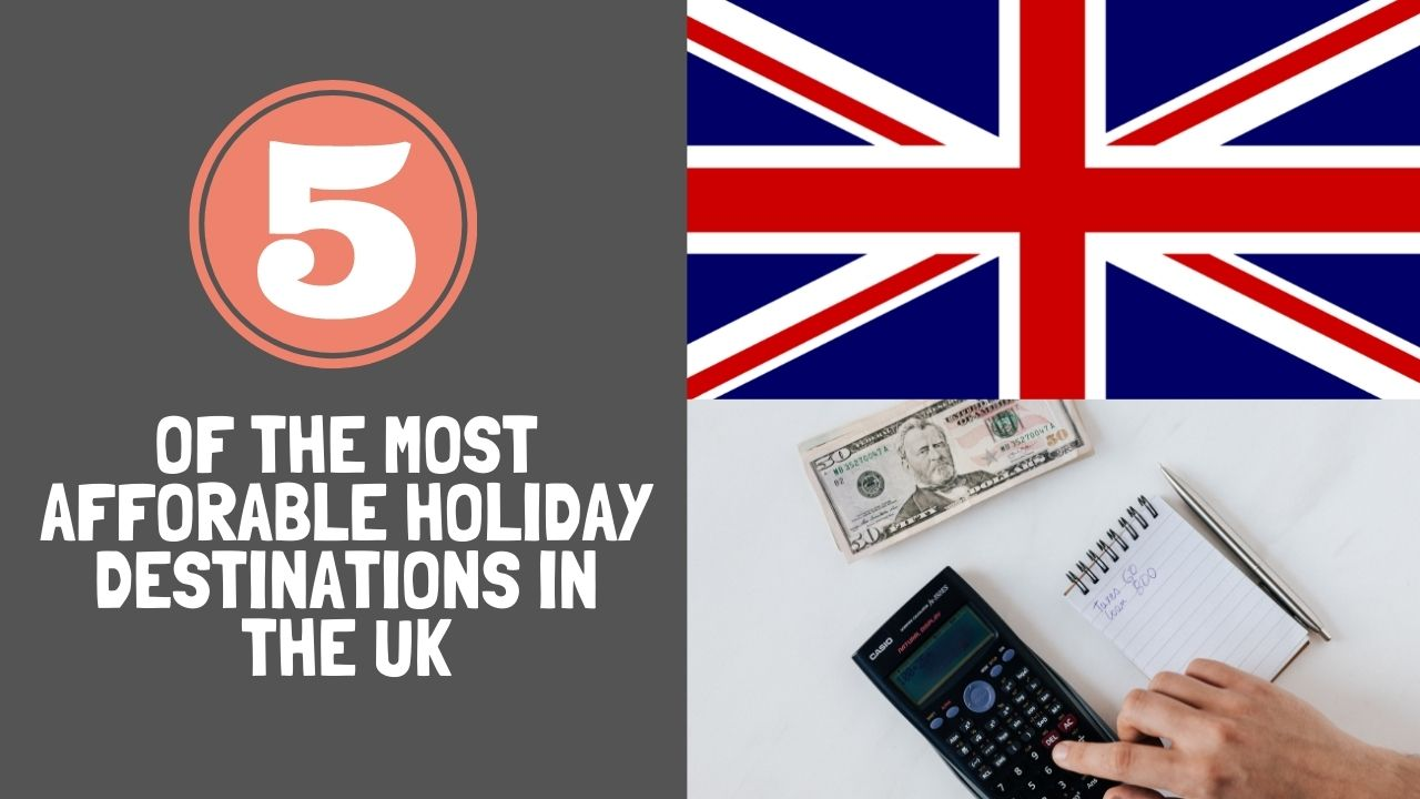 Budget holiday destinations in the UK