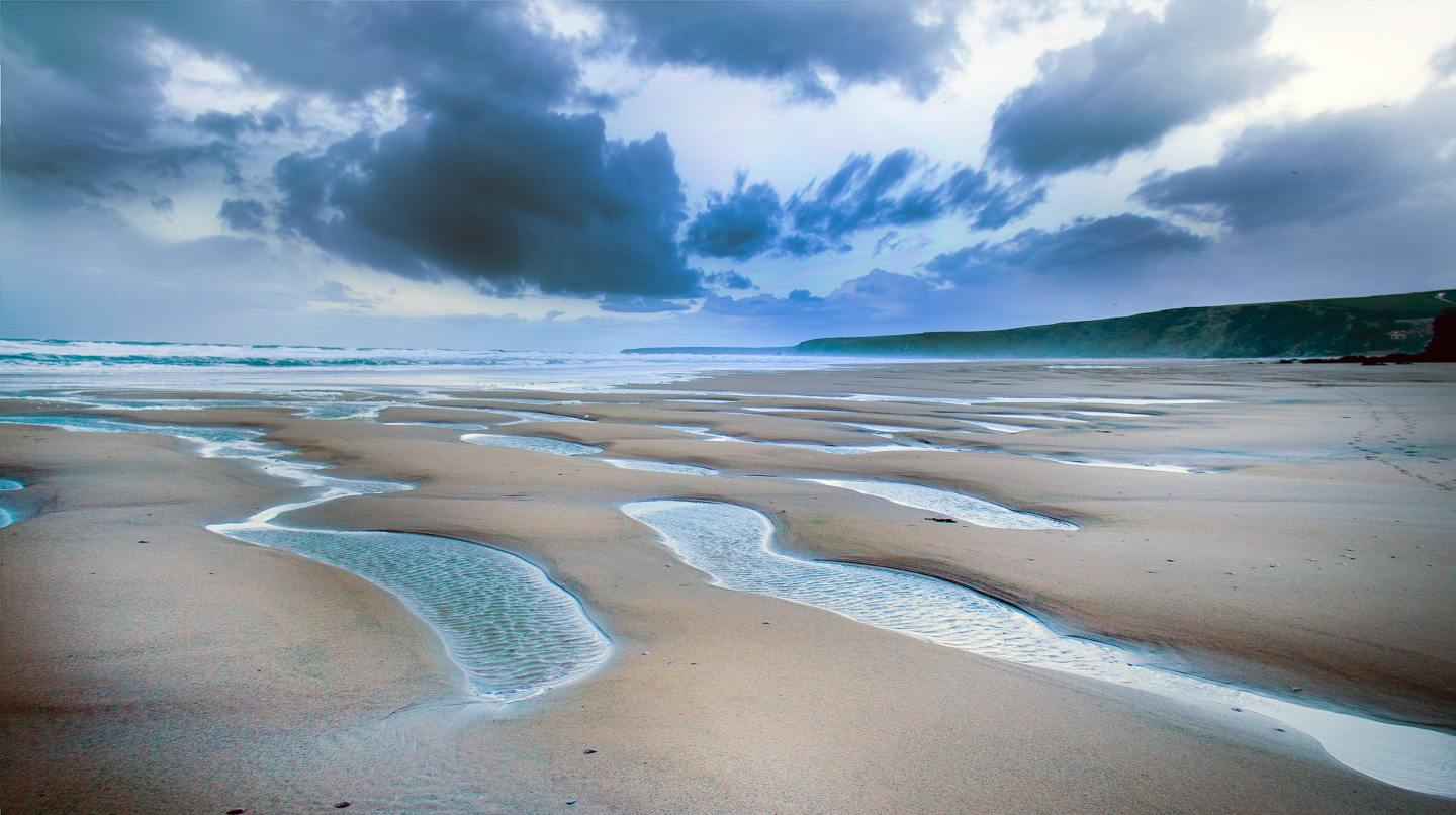 Beaches in Cornwall are