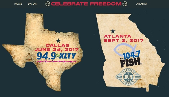 According To Dannygokey Danny Will Be Joining The 2017 Celebrate Freedom Music Festival At Their Two Locations