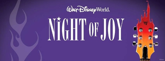 night of joy logo