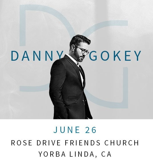 Danny Gokey in concert at Rose Drive Friends Church
